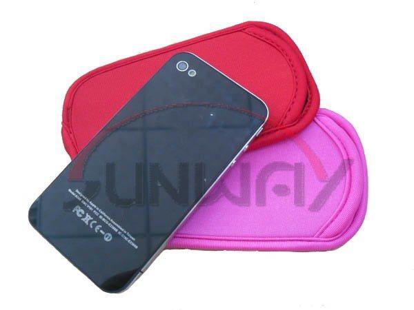 New Design Neoprene Mobile Phone Bag for iPhone (MC024)