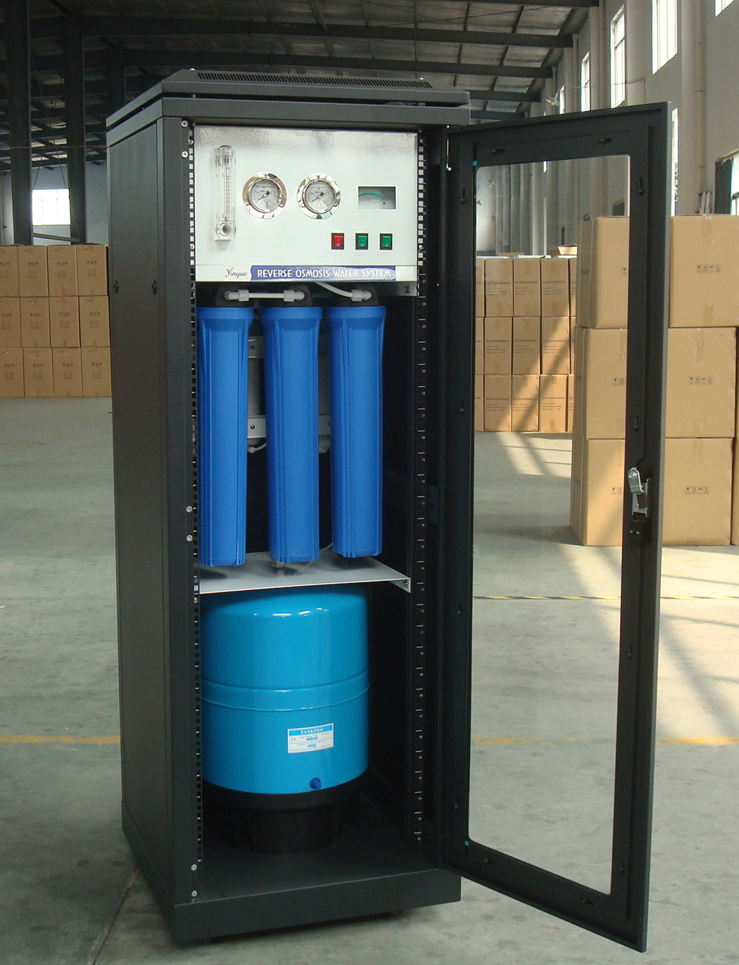 Commerical Reverse Osmosis System (RO-400G-1)