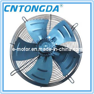 Axial Fan with Grill 200mm - 810mm