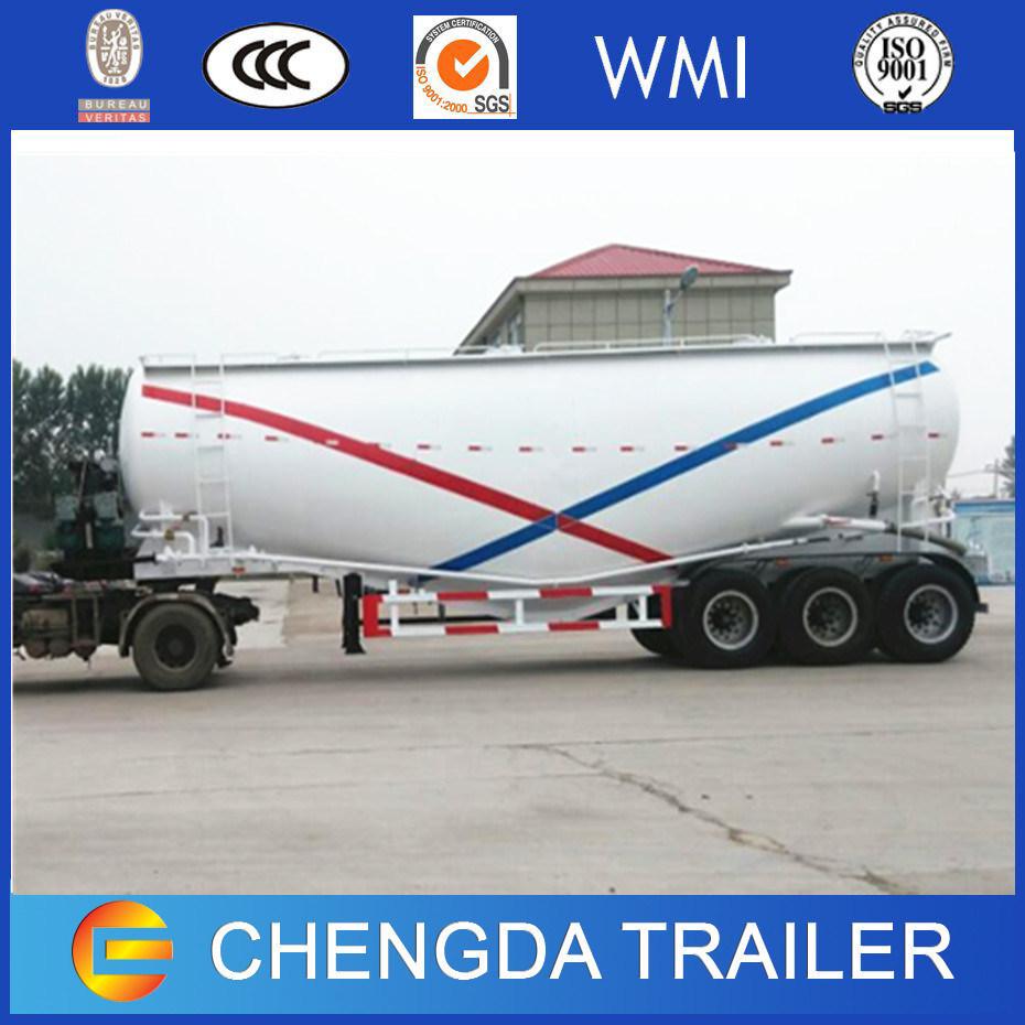 3axle Bulk Cement Tanker Cement Bulker Tanker Semi Truck Trailer for Sale