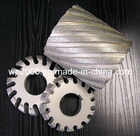 Diamond Grinding Wheel-Pipe Tool