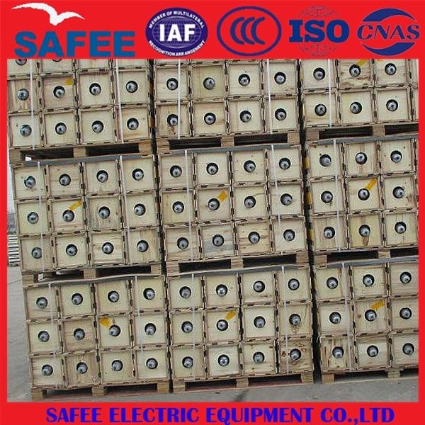 China Anti-Fog Glass Insulator (U160BP) - China Insulator, Glass Insulator