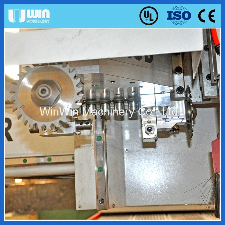 Combined Fuction 2040 Wood Model CNC Cutting Engraving Machining Center