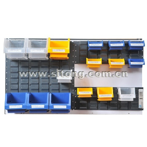 Plastic Tool Box Together
