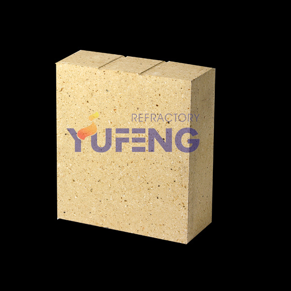 Refractory Brick/ Spalling-Resistant High Alumina Brick for Cement Industry