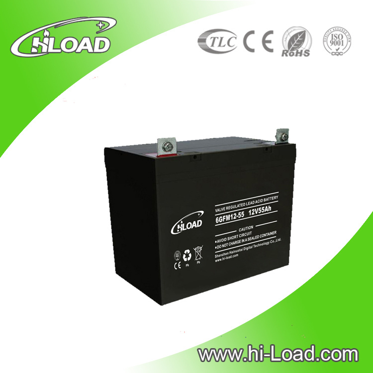 Long Serivce Life Valve Regulated Lead Acid Battery 12V 150ah