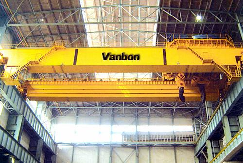 Heavy Duty 70ton Lifting Equipment Crane for Metallurgy