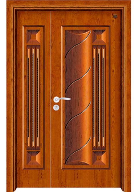 Solid wood interior door double door 28 solid wood for 100 doors 2 door 8