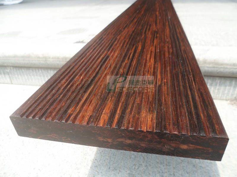 China outdoor decking bamboo flooring sbd 01 china for Bamboo flooring outdoor decking