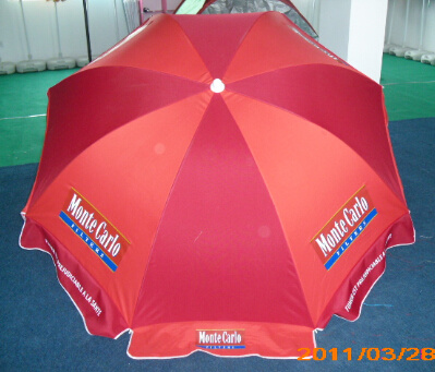 Beach Umbrella, Sun Umbrella, 40′′ High Quality Umbrella (BR-SU-04)