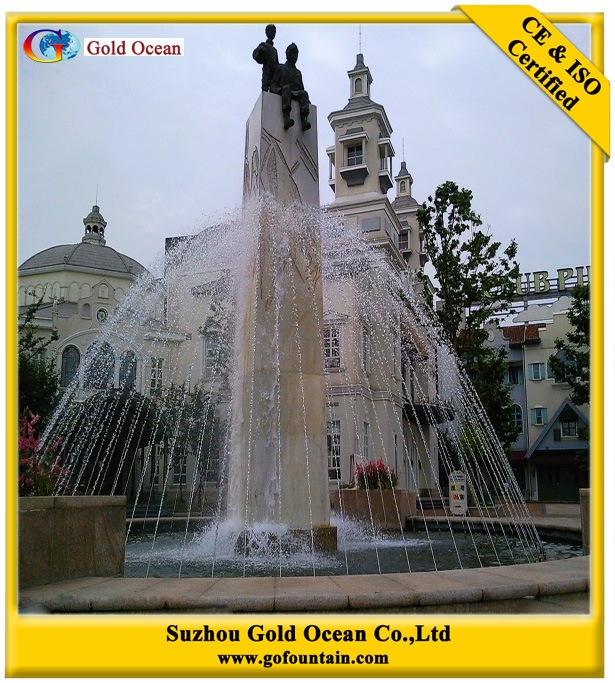 China water jet fountain nozzles garden fountain design for Suzhou architecture gardens landscape planning design company limited