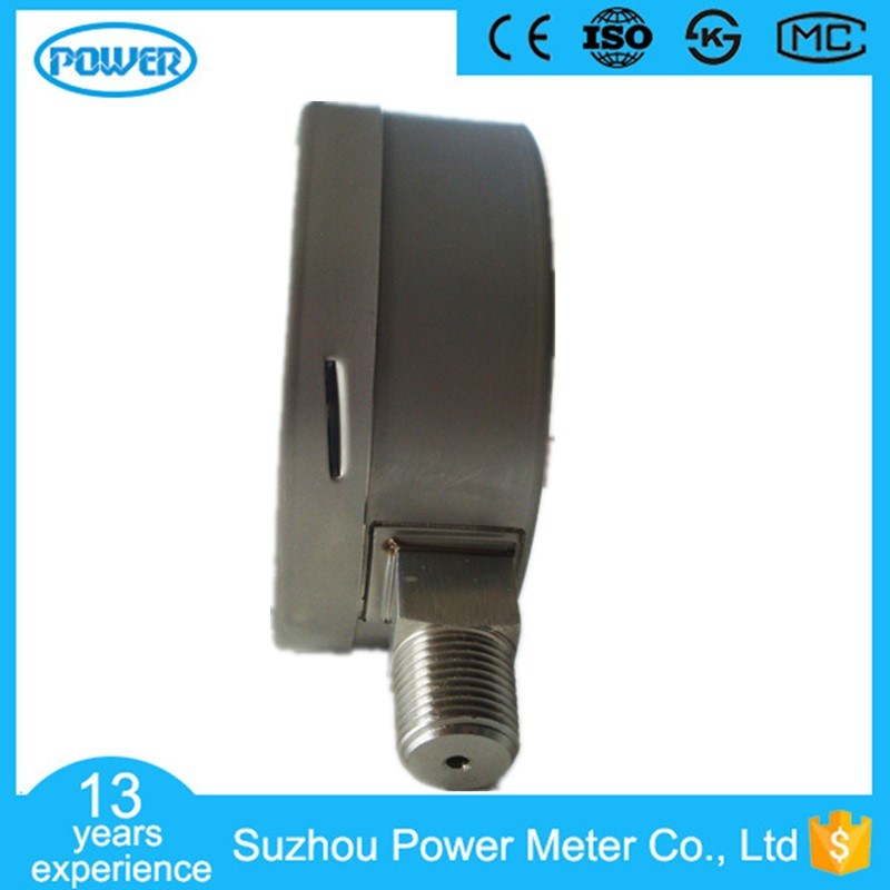 125mm All Stainless Steel Wika Type Pressure Gauge