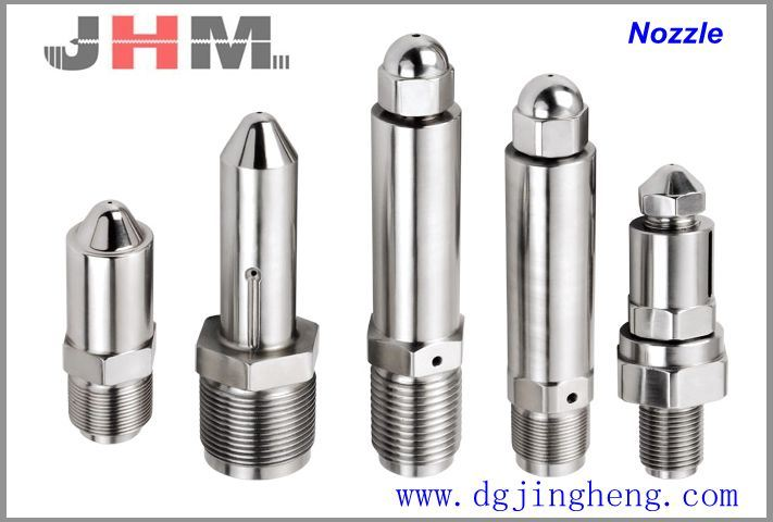 Barrel Nozzle for Injection Molding Machine