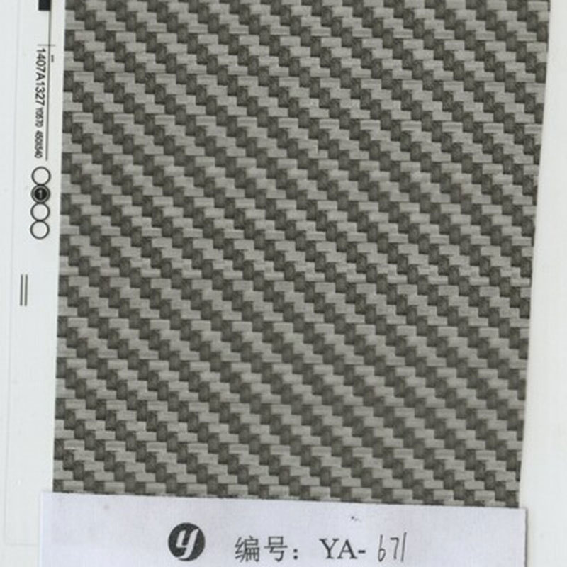 Yingcai Square 3D Carbon Hydrographics Film Water Transfer Printing Paper