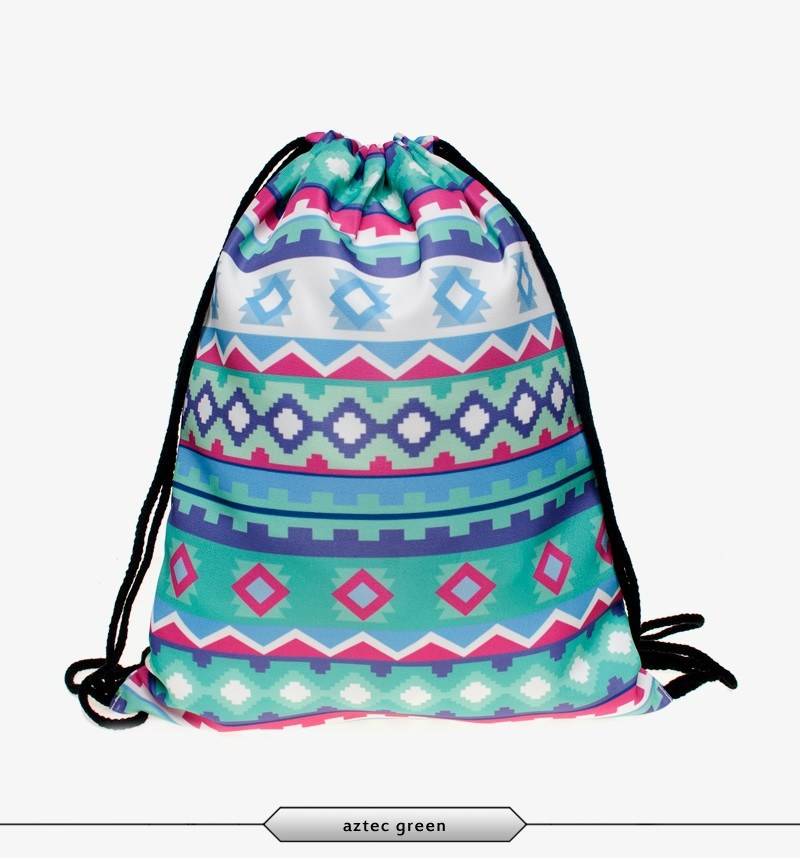 Drawstring Collecting Pouch Bag