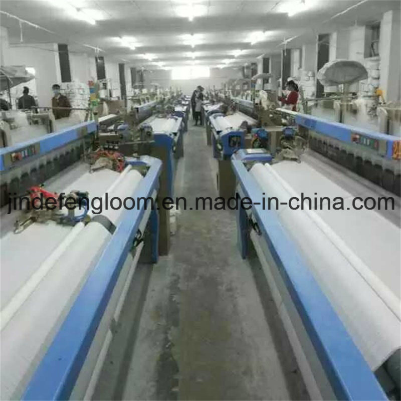 Zax9100 Double Nozzle Air Jet Weaving Loom with Jacquard Machine