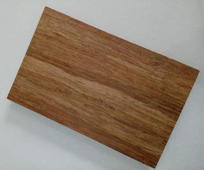 Carbonized Strand Woven Bamboo Non-Slip Bathroom Flooring