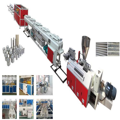 The New Machine 2-Cavity PVC Pipe Line