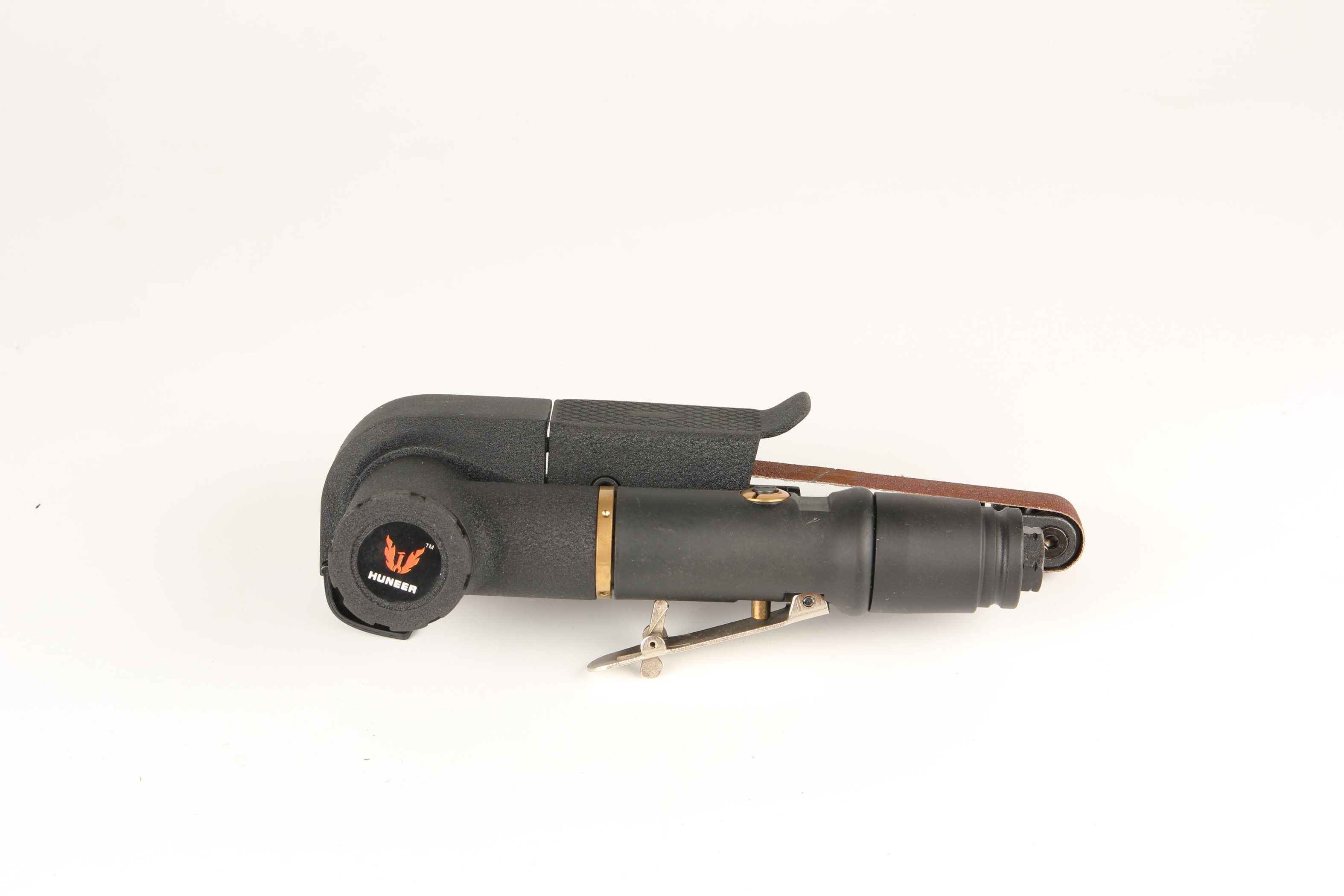 20*520mm Air Belt Sander in Pneumatic Grinding Machine (HN-BS40B)