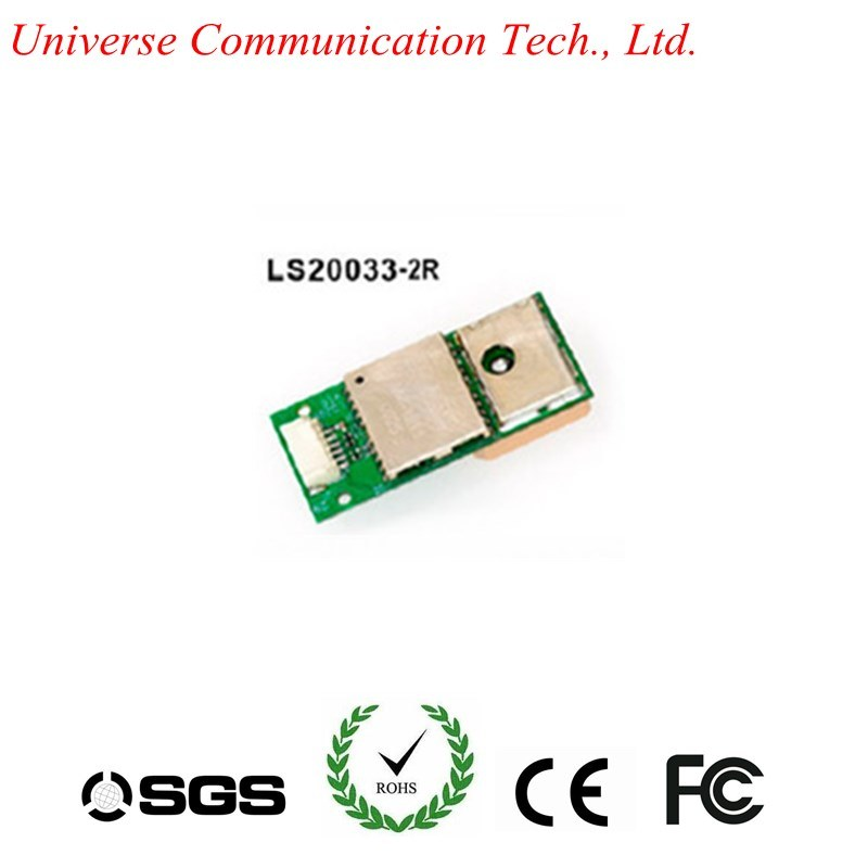 Ttl, 9600BPS, 35X16mm GPS Smart Antenna Module Locosys Module
