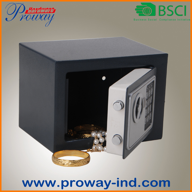 Security Safety Box Electronic Digital Safe for Home and Office Solid Steel Construction Double Deadbolt Lock