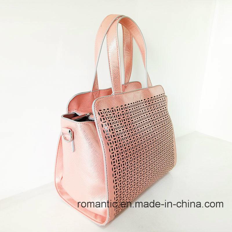 Brand Designer Trendy Style PU Laser Women Handbags (NMDK-040502)