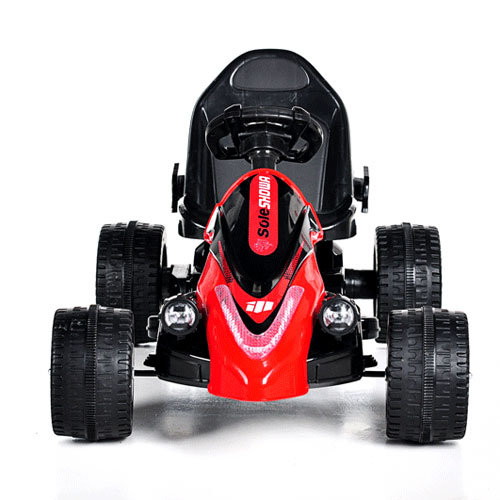 Electric Ride-on Children′s Toy Car- Black Kart