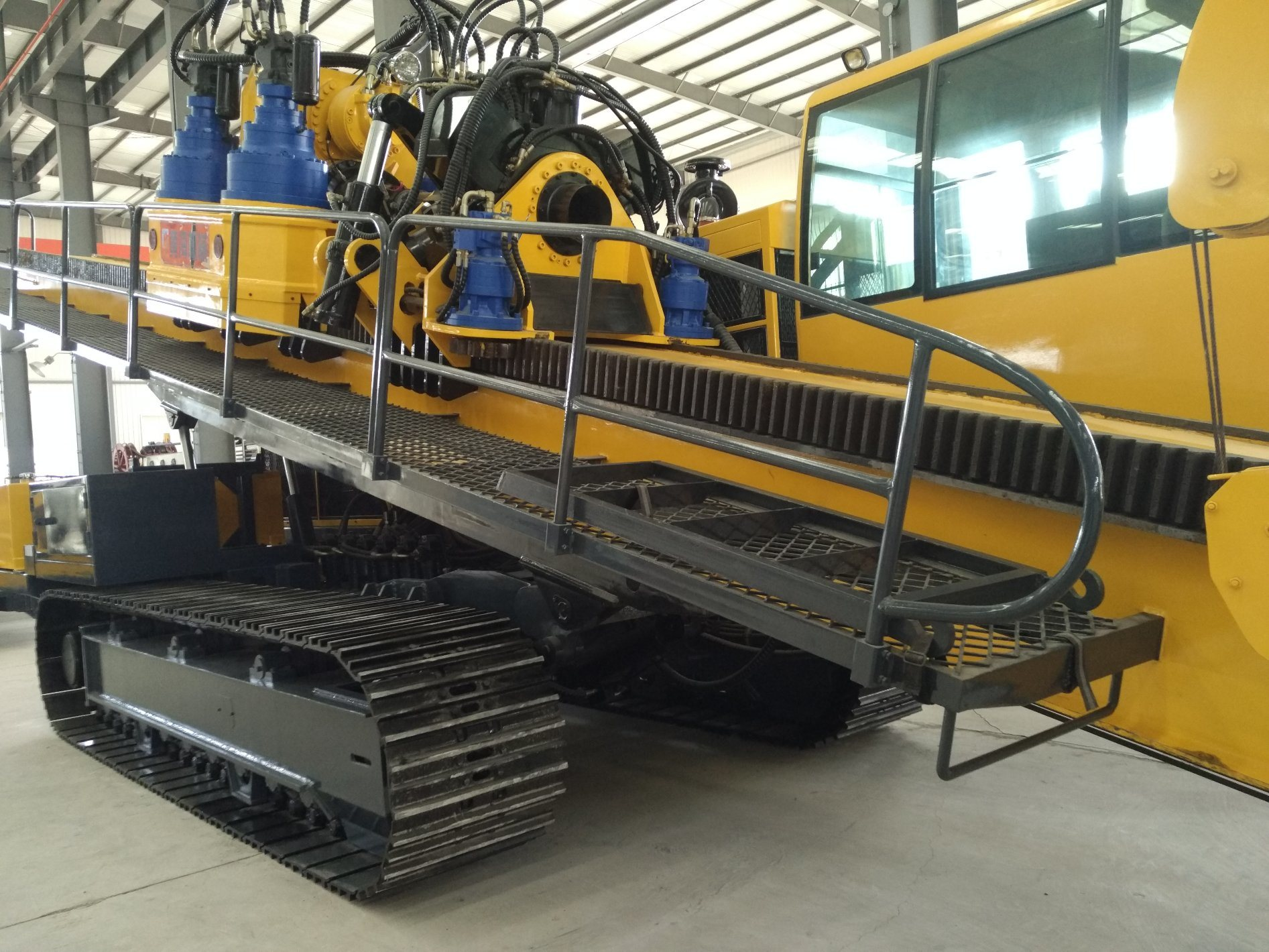Horizontal Directional Drilling Rig (FDP-180)