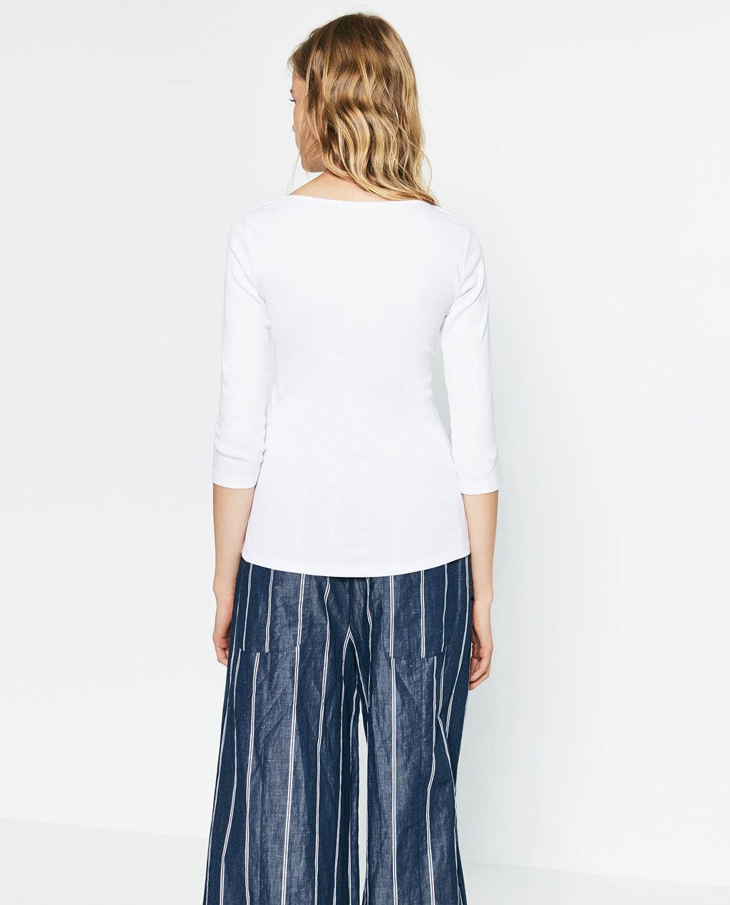 100% Cotton Women T-Shirt