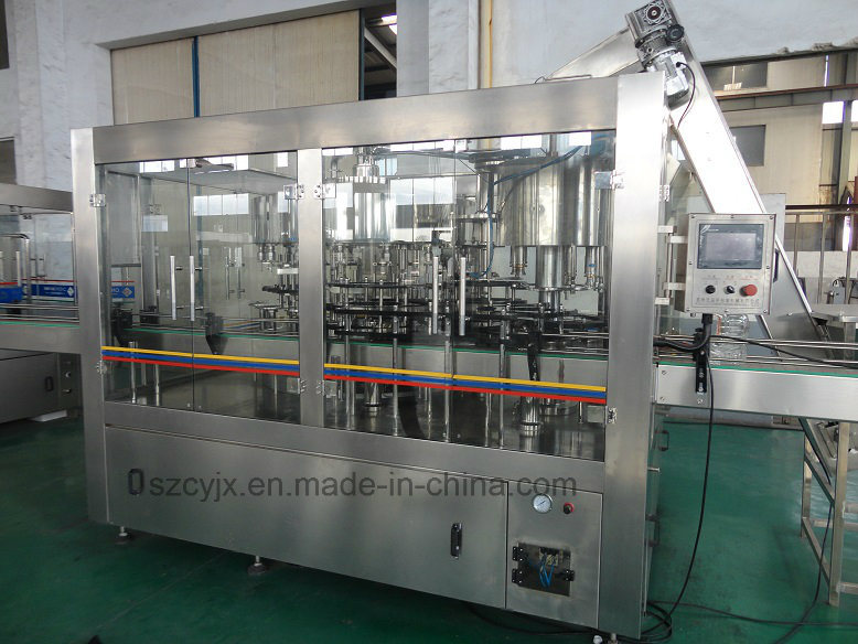 Full Automatic Vegetable Oil Filling Machine