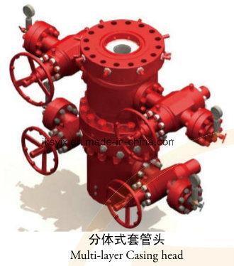 API 6A Multi-Layer Casing Used in Oil Field