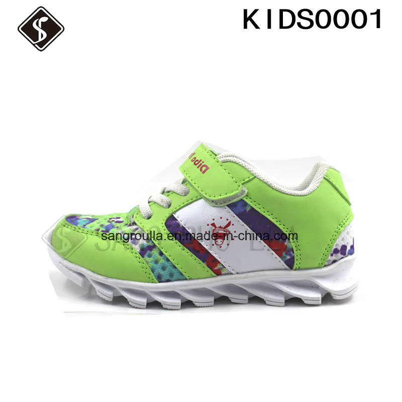 Good Quality Children Sports Running Shoes