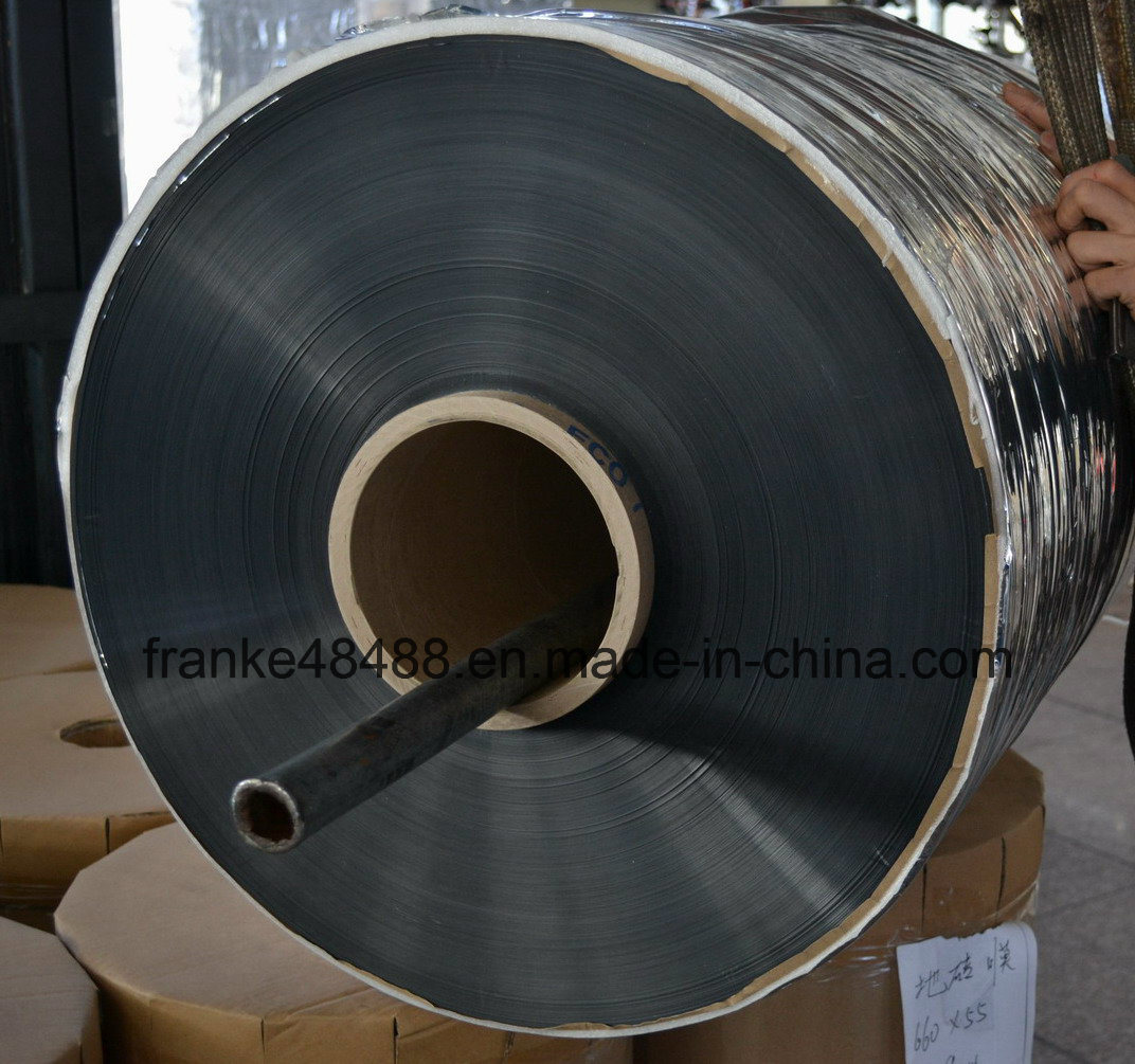 Metalized Twist PVC Film for Candy, Chocolate Packing