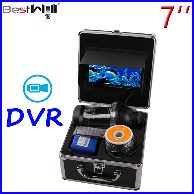 Underwater Camera 360 Degree Camera 7′′ DVR Video Recording 7B3