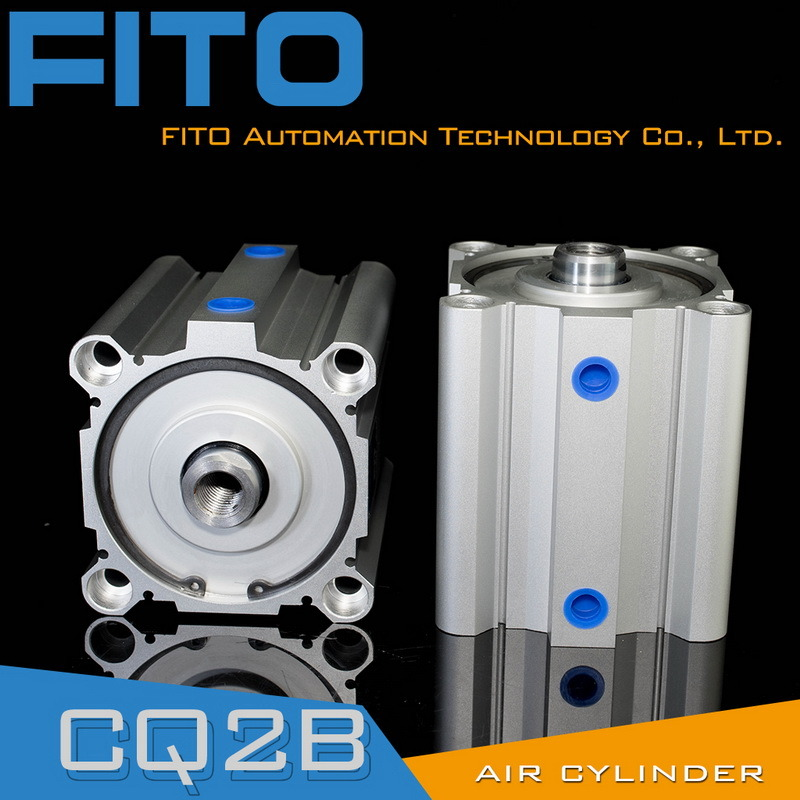 SMC Type Cq2 Series High Quality Pneumatic Cylinder