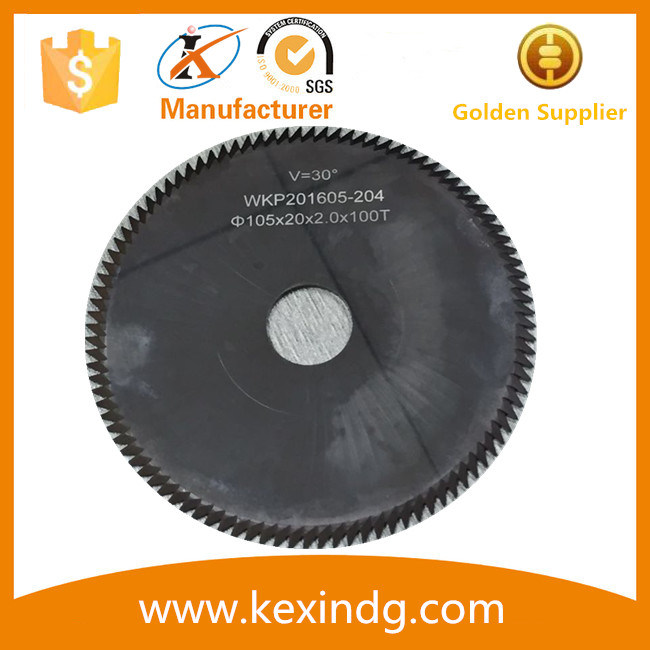 Low Cost Tungsten Carbide Tools V-Cut Blade