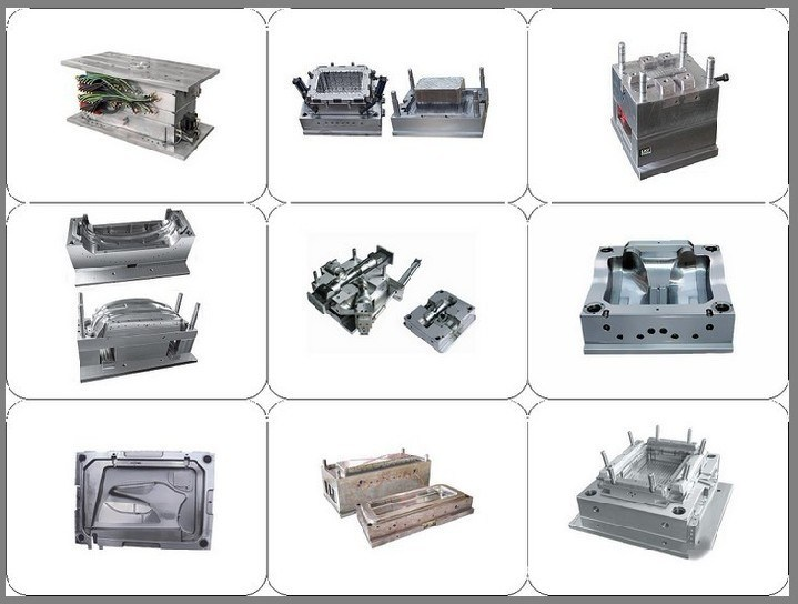 Moulds for Plastic Products