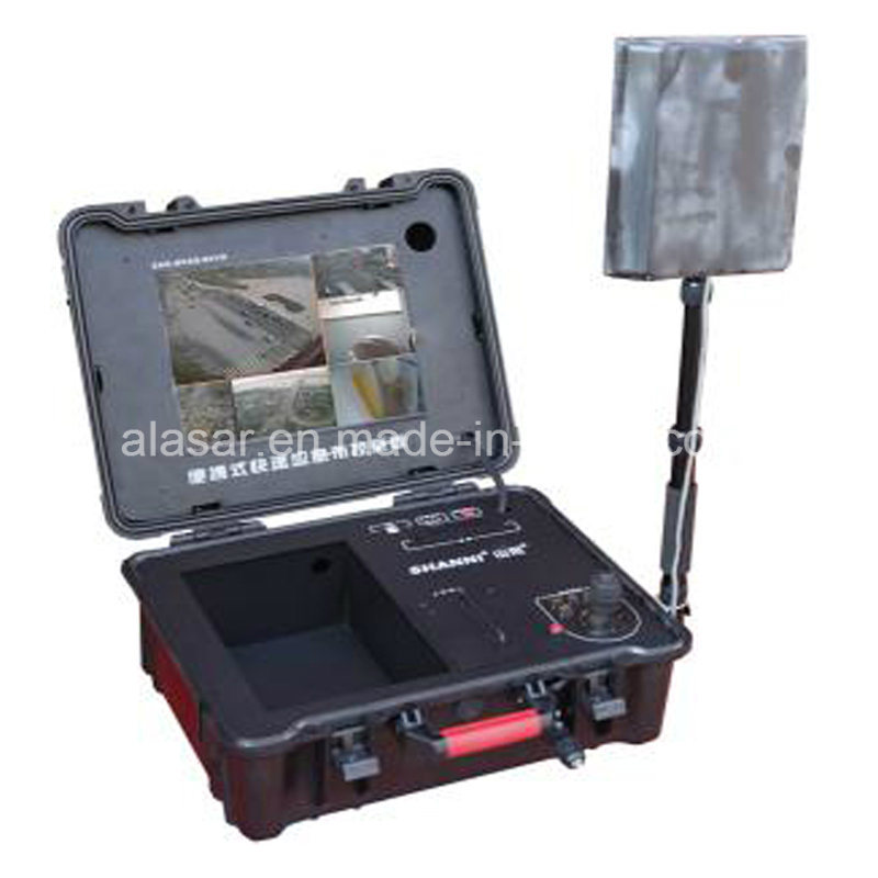 Video Speediness Cabling Monitoring Control System 5.8g Microwave Transmission HD Camera
