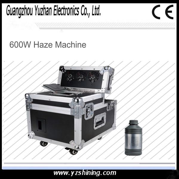 1500W Stage Light Smoke Machine Low Fog Machine