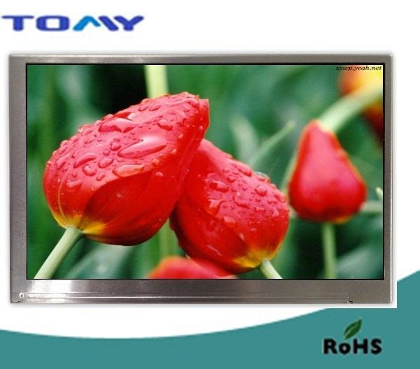 TFT LCD 4.3 Inches 480 (RGB) X272 Dots