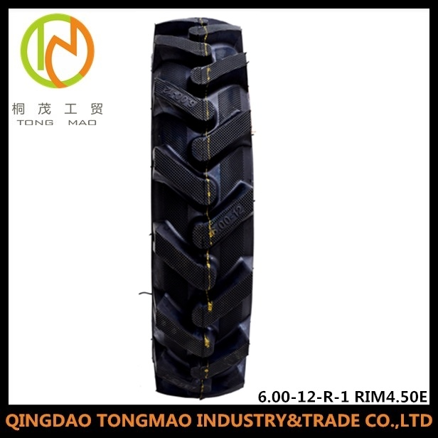 TM600d 6.00-12 High Quality But Low Price Agricultural Tyre/ Tractor Tire