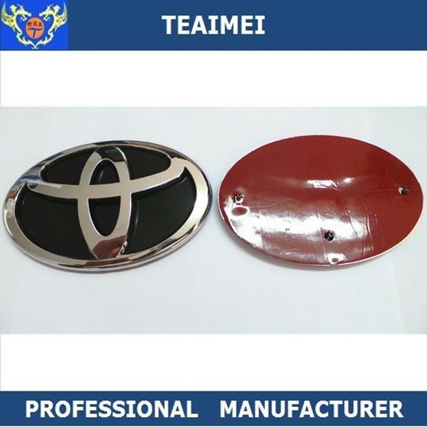 China Custom Car Logo Chrome Badge Car Front Grill Hood Emblem - Car sign with namescustom car logodie casting abs car logos with names brand emblem