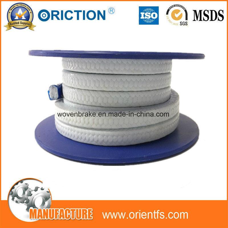 Sealing Material Aramid PTFE Packing Fiber Fiberglass Core Exporter Compression Packing