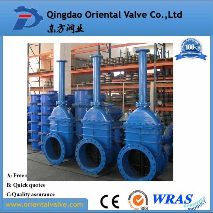 "API 6"" Inch Flange Wcb Industrial Gate Valve with Prices"