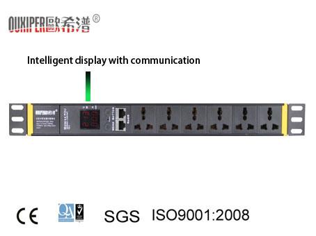 Intelligent Universal Socket Cabinet Installation PDU