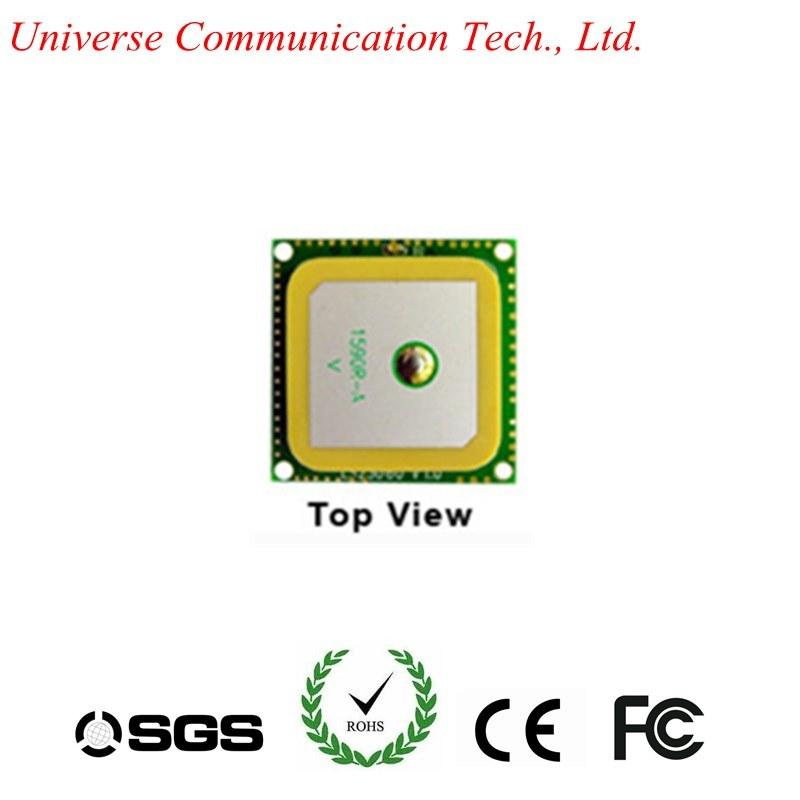 GPS Smart Antenna Module Locosys Module RS232, 9600BPS, 30X30mm