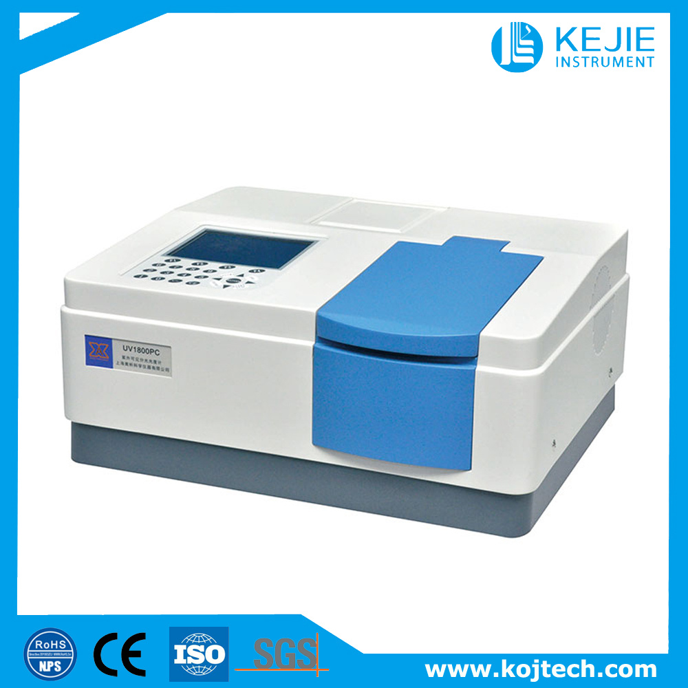 Lab Analyzer/UV Visible Spectrophotometer/Double Beam for Surface Water