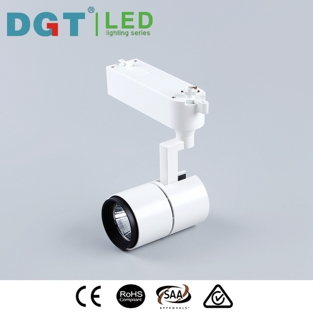 25W Commercial 2 Circuit LED COB Track Light