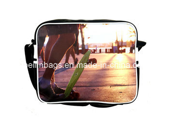 Fashion PU Sport Crossbody Shoulder Bag for Teenagers