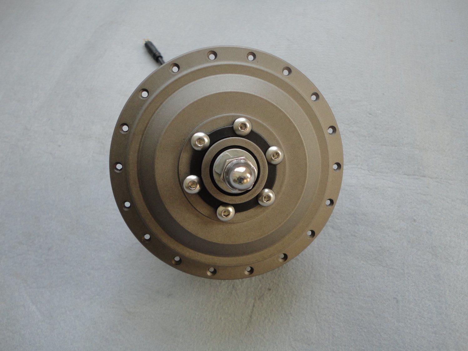 36V 500W Electric Bicycle Wheel Brushless Hub Front Motor